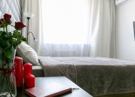 Снять - фото. Снять однокомнатную квартиру посуточно без посредников, Краснодарский край, улица Шумана, 4 - фото.