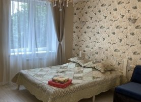 Сдаю в аренду однокомнатную квартиру, 45 м2, Калининград, Малый переулок, 3