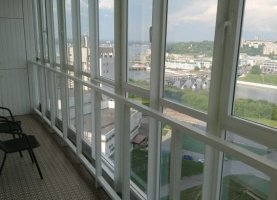 Снять - фото. Снять двухкомнатную квартиру посуточно без посредников, Чебоксары, улица Пирогова, 2к2 - фото.